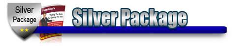 Silver Package Header Logo