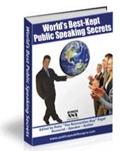 The Worlds Best Kept Public Speaking Secrets